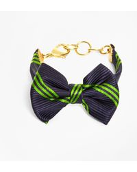 Brooks Brothers - Bow Tie Bracelet By Kiel James Patrick - Lyst