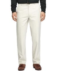 Brooks Brothers | Clark Fit Vintage Washed Chinos | Lyst