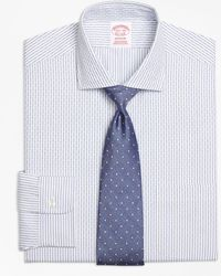 Brooks Brothers - Madison Classic-fit Dress Shirt, Non-iron Dobby Candy Stripe - Lyst
