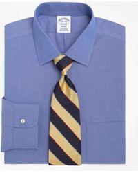 Brooks Brothers - Non-iron Regent Fit Spread Collar Dress Shirt - Lyst