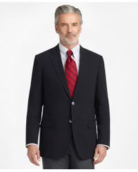 Brooks Brothers - Fitzgerald Fit Two-button Classic 1818 Blazer - Lyst
