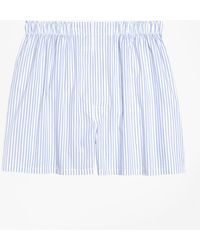 Brooks Brothers - Traditional Fit Ground Stripe Boxers - Lyst