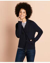 Brooks Brothers - Milano-knit Blazer - Lyst