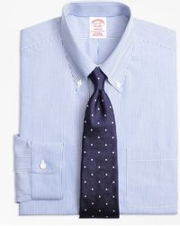 Brooks Brothers - Non-iron Madison Fit Candy Stripe Dress Shirt - Lyst