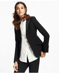 Brooks Brothers - Stretch-wool Crepe Tuxedo Jacket - Lyst