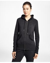 Brooks Brothers - Cashmere Full-zip Hoodie - Lyst