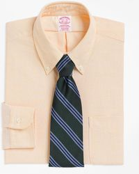 Brooks Brothers - Madison Fit Button-down Dress Shirt - Lyst