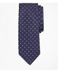 Brooks Brothers - Textured Dot Tie - Lyst