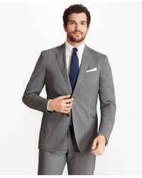 Brooks Brothers - Regent Fit Brookscloudtm Track Stripe Suit - Lyst