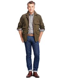 Brooks Brothers - And Beretta Cotton Jacket - Lyst