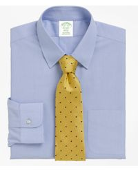 Brooks Brothers - Non-iron Madison Fit Tab Collar Dress Shirt - Lyst