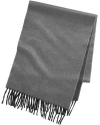 Brooks Brothers - Reversible Two-tone Cashmere Scarf - Lyst