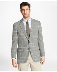 Brooks Brothers - Madison Fit Brookscool® Check With Deco Sport Coat - Lyst