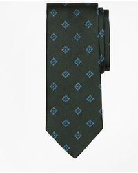 Brooks Brothers - Herringbone Starburst Tie - Lyst