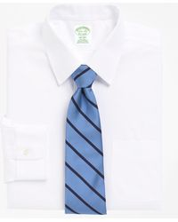 Brooks Brothers | Non-iron Milano Fit Point Collar Dress Shirt | Lyst