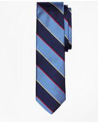 Brooks Brothers | Argyle Sutherland Rep Slim Tie | Lyst