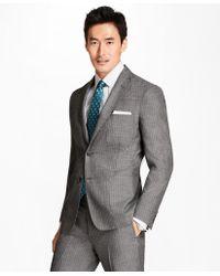 Brooks Brothers - Regent Fit Brookscloudtm Stripe 1818 Suit - Lyst