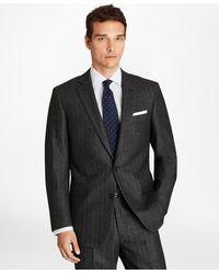 Brooks Brothers - Slim Fit Herringbone 1818 Suit - Lyst
