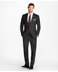 Brooks Brothers - Slim Fit Tic 1818 Suit - Lyst