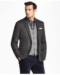 Brooks Brothers - Regent Fit Herringbone Sport Coat - Lyst