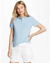 Brooks Brothers | Garment-dyed Pique Polo | Lyst