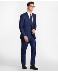 Brooks Brothers - Regular Fit Two-button 1818 Suit - Lyst