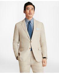 Brooks Brothers - Regent Fit Linen Sport Coat - Lyst