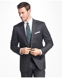 Brooks Brothers - Regent Fit Stretch Wool Two-button 1818 Suit - Lyst