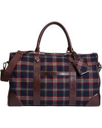 Brooks Brothers - Signature Tartan Duffle Bag - Lyst