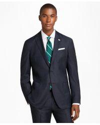 Brooks Brothers - Regent Fit Brookscloudtm Neat 1818 Suit - Lyst
