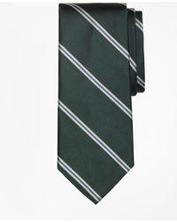 Brooks Brothers - Spaced Bar Stripe Tie - Lyst
