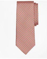 Brooks Brothers - Windboard Print Tie - Lyst