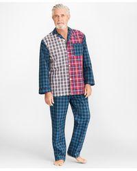 Brooks Brothers - Fun Pajamas - Lyst