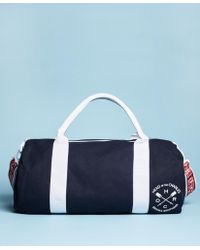 Brooks Brothers Head Of The Charles® Regatta Duffel Bag - Blue