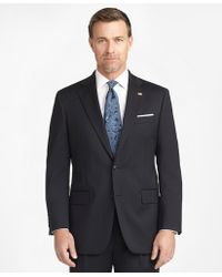 Brooks Brothers - Madison Fit Two-button 1818 Suit - Lyst