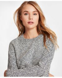 Brooks Brothers - Shimmer Boucle Sweater - Lyst