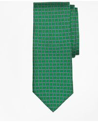 Brooks Brothers - Circle Link Print Tie - Lyst