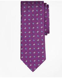 Brooks Brothers - Parquet Tossed Pine Tie - Lyst