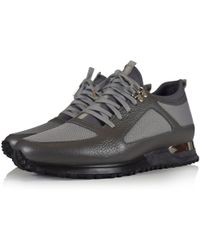 MALLET FOOTWEAR - Mallet Charcoal Diver Trainer - Lyst