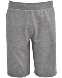 Polo Ralph Lauren Charcoal Sweat Shorts - Gray