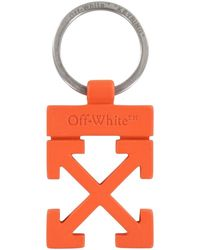 Off-White c/o Virgil Abloh Orange Arrow Key Charm