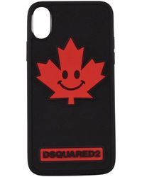 DSquared² Iphone X Case - Black