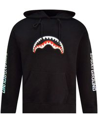 Sprayground Logo Hoodie - Black