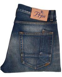 PRPS Dark Wash Esprit Jeans - Blue