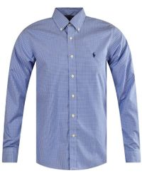 f7eb15f5 Polo Ralph Lauren Shirts - Men's Casual, Formal & Denim Shirts - Lyst