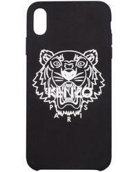 KENZO Iphone X Case - Black