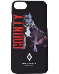 Marcelo Burlon - Dogo Iphone X Phone Case - Lyst