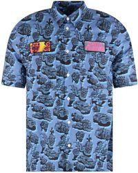 Stella McCartney Blue Ricky Organic Shirt