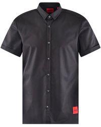 HUGO Black Extra Slim Fit Shirt