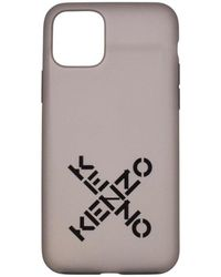 KENZO Opaque & Black Iphone 11 Pro Max Case